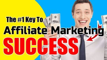 3 Keys To Affiliate Marketing Success For Beginners
