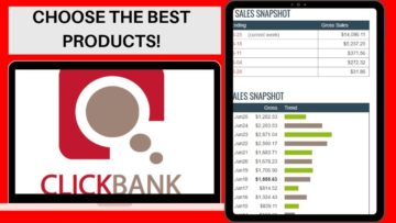 How to Choose The Best and Right Clickbank Product to Promote in 2019   2020