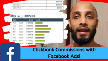 How to Promote Clickbank Products Without a Website Using Facebook Ads in 2019